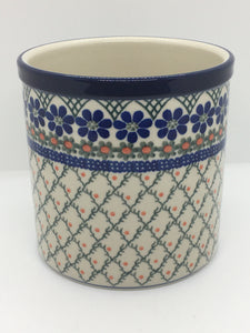 Utensil Holder ~ 5.5 inch ~ Primrose