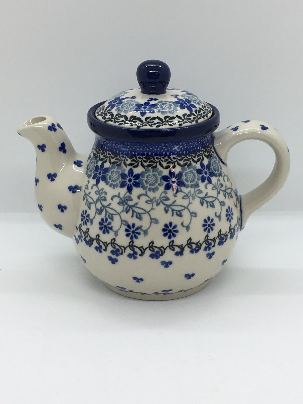 Teapot ~ 20 oz. ~ Amazing Lace