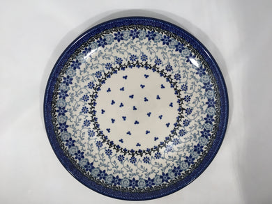 Plate ~ Dinner ~  10 inch ~ Amazing Lace