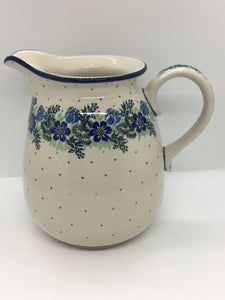 Pitcher ~ (2 qt) ~ Spring Meadow