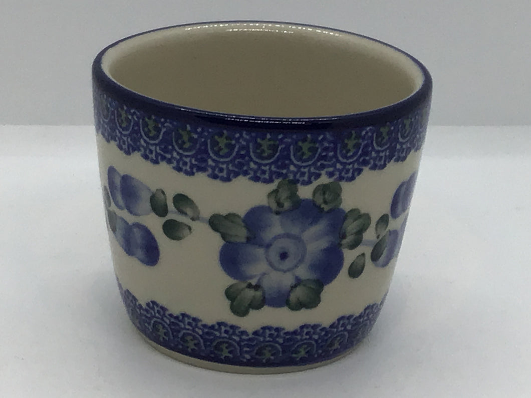 Cup ~ 2-1/2 H ~ Blue Poppy