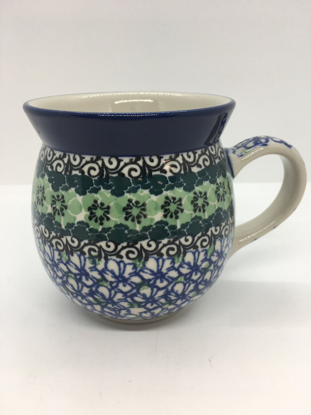Mug ~ Bubble ~ 16 oz. ~ Kiwi
