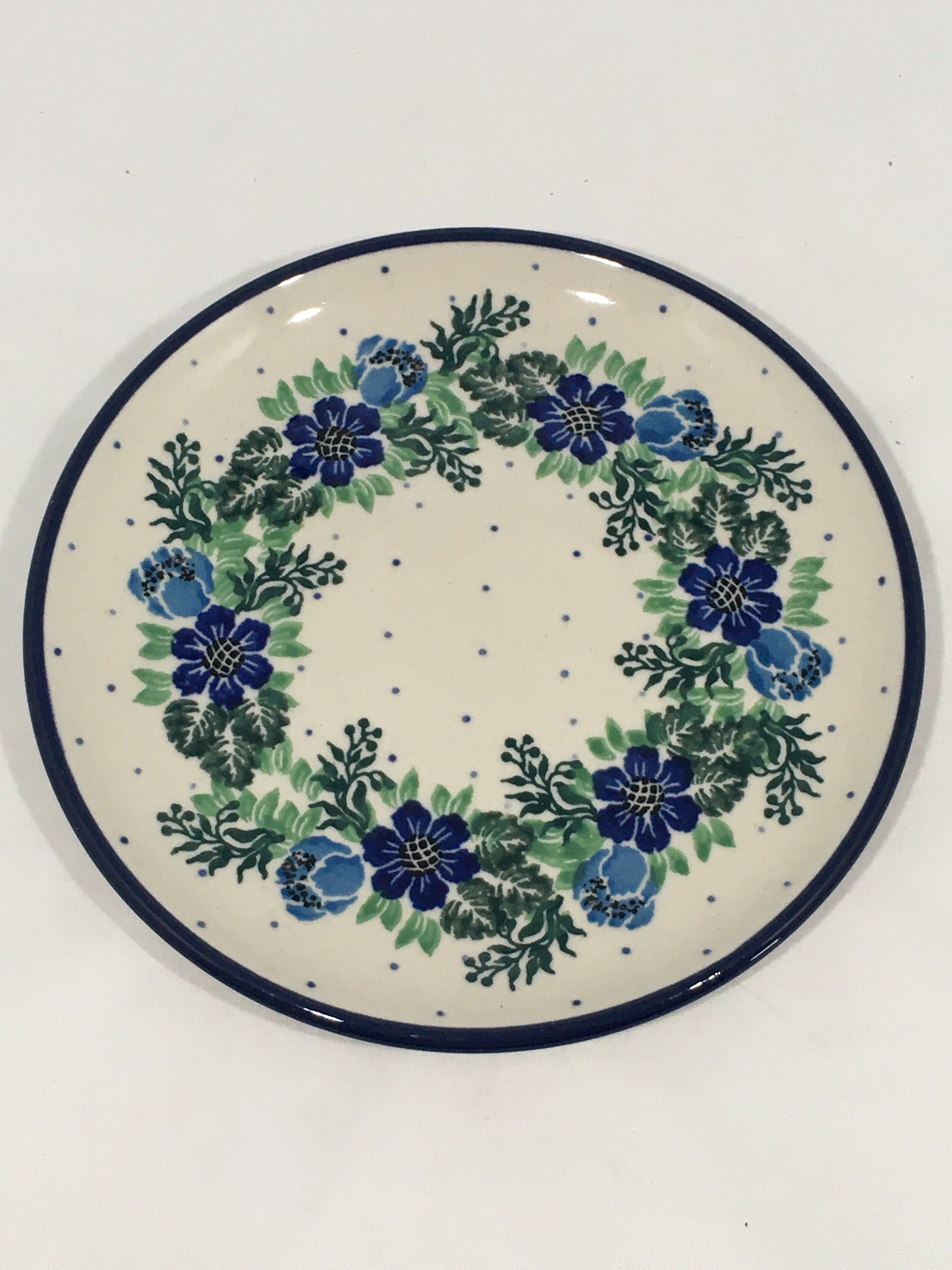 Plate ~ Bread & Butter ~ 6.25 inch ~ Spring Meadow