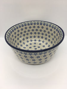 Bowl ~ Serving ~ 8.5W x 4.5D ~ Dotty Dot