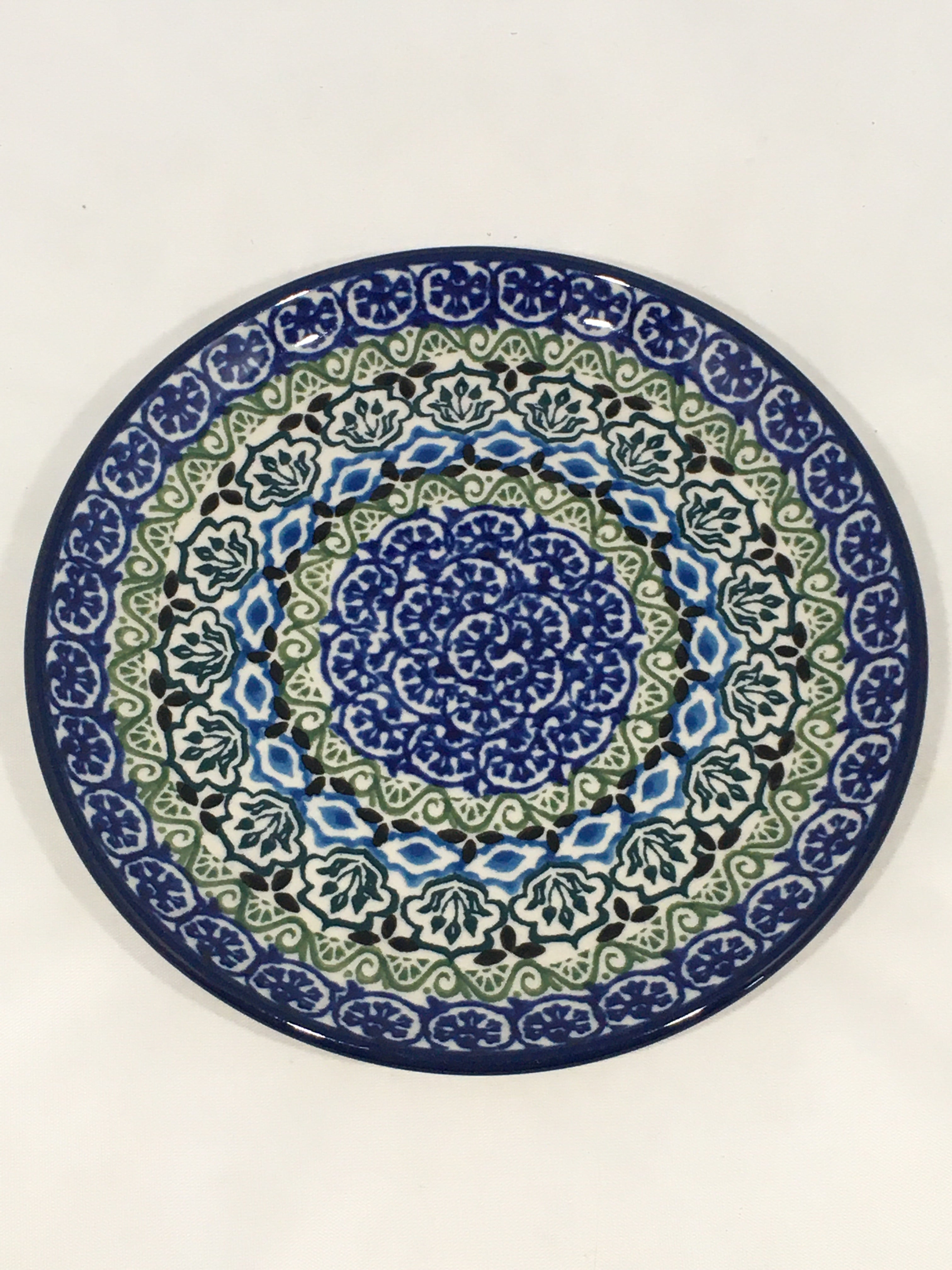 Plate ~ Bread & Butter ~ 6.25 inch ~ Tranquility