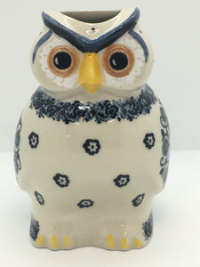 Owl Toothbrush/Pen Holder ~ Moonlight