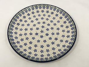 Plate ~ Dinner ~  10 inch ~ Dotty Dot