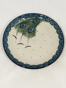 Plate ~ Bread & Butter ~ 6.25 inch ~ Art of the Feather