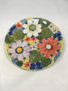 Malwa Lunch Plate Daisy (Purple)