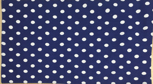 Double Lined Placemat Polka Dot
