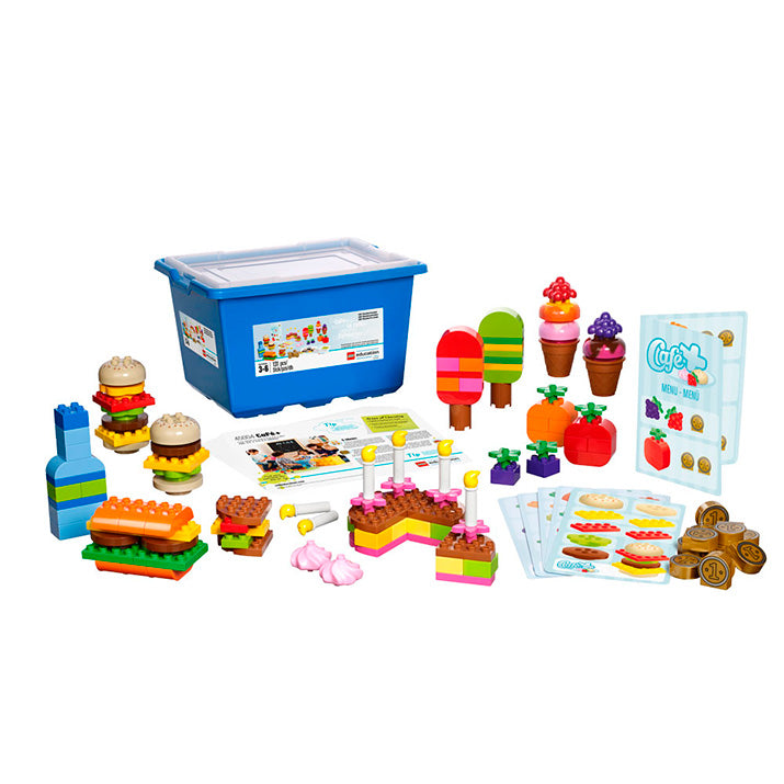 45004 Set Café+ de LEGO®  Education