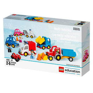 45006 Set de Vehículos LEGO Education