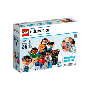 45010 Set Gente de la Comunidad de LEGO Education