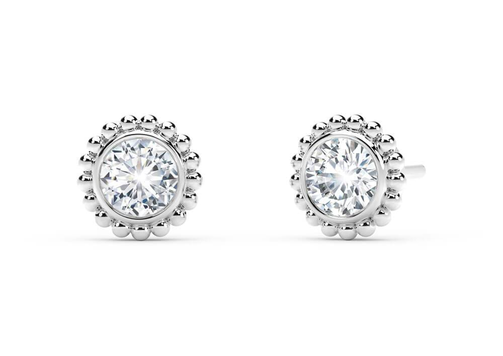 Diamond Stud Earrings Online - Invest in a Memory that Lasts a Lifetime