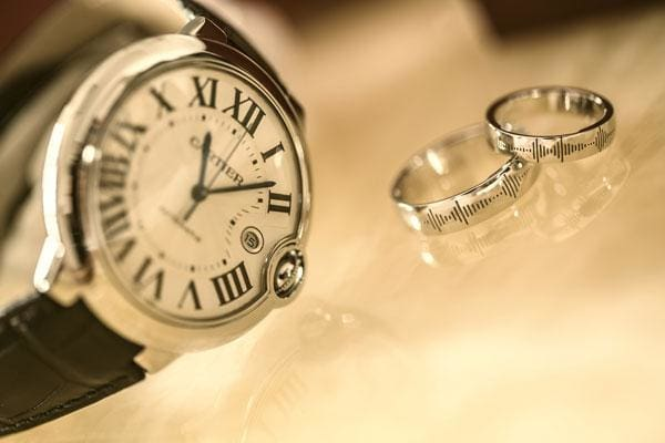 Simple Shopping Tips for a Man's Wedding Band