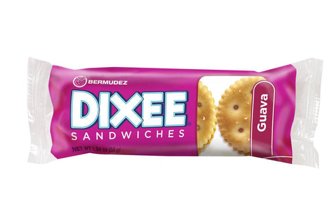 Guava Dixie Sandwich Biscuits