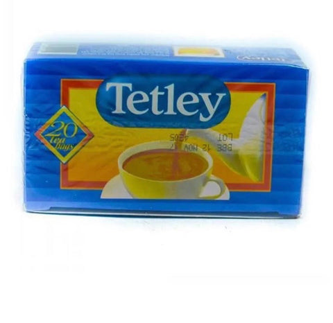 Tetly Tea bag