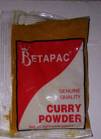 Betapac Curry