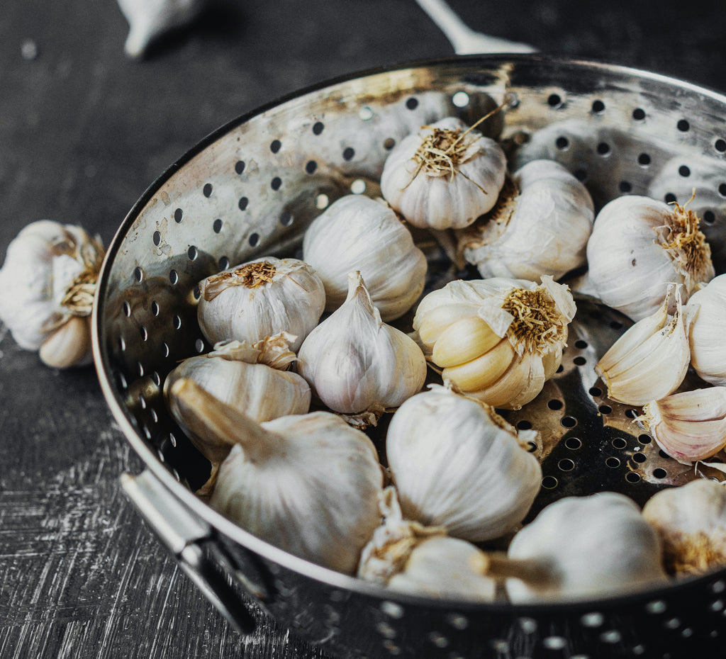 Veggie of the Week: Garlic