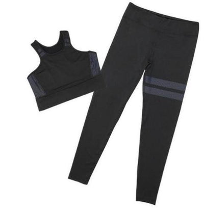 Running Set Gym Sports Clothing - Best Fitness Wears