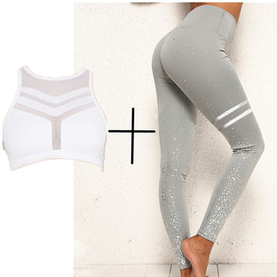 Woman Gym Fitness Clothing - Best Fitness Wears