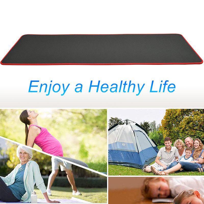 Extra Thick Yoga Mat - Best Fitness Wears