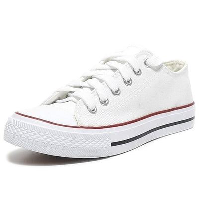 Women Canvas Sneakers - Best Fitness Wears