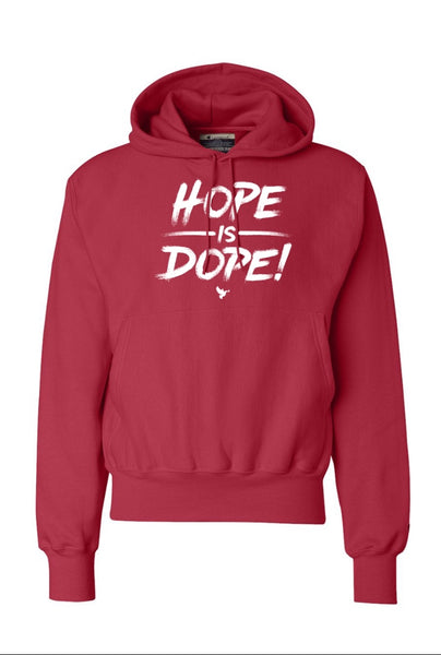 Hope Is Dope! X Champion Reverse Weave Hoodie