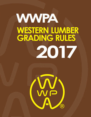 Western Lumber Grading Rules 2017