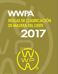 Western Lumber Grading Rules 2017 (Spanish Language)