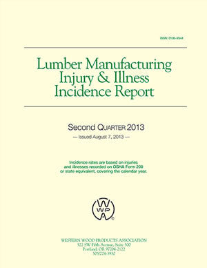 Injury & Illness Incidence Report (Quarterly)