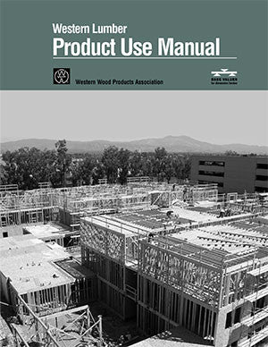 Western Lumber Products Use Manual