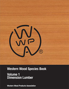 Species Book Vol. 1, Dimension Lumber