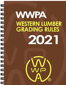 Western Lumber Grading Book 2021 (Coil Bound)