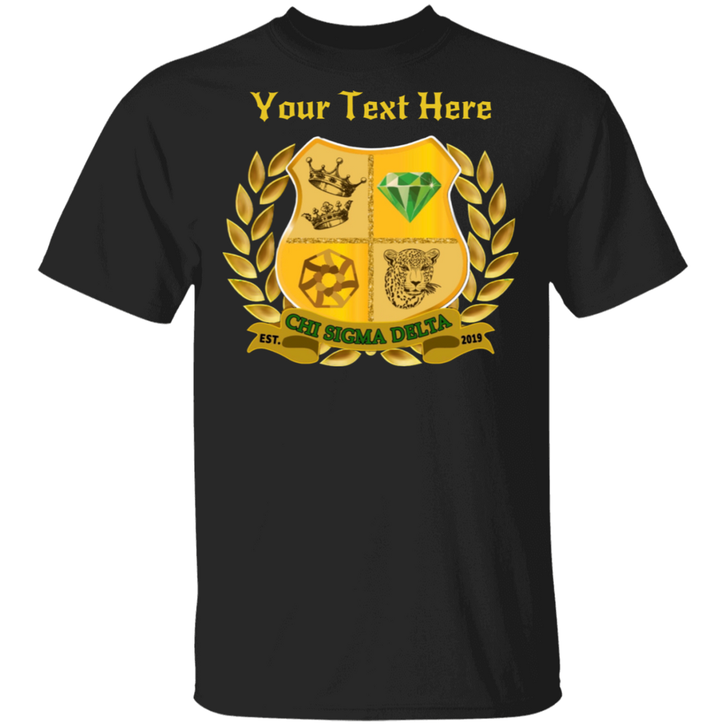 PERSONALIZE CREST T-Shirt