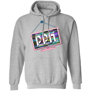 Perfect Picture Pullover Hoodie 8 oz.