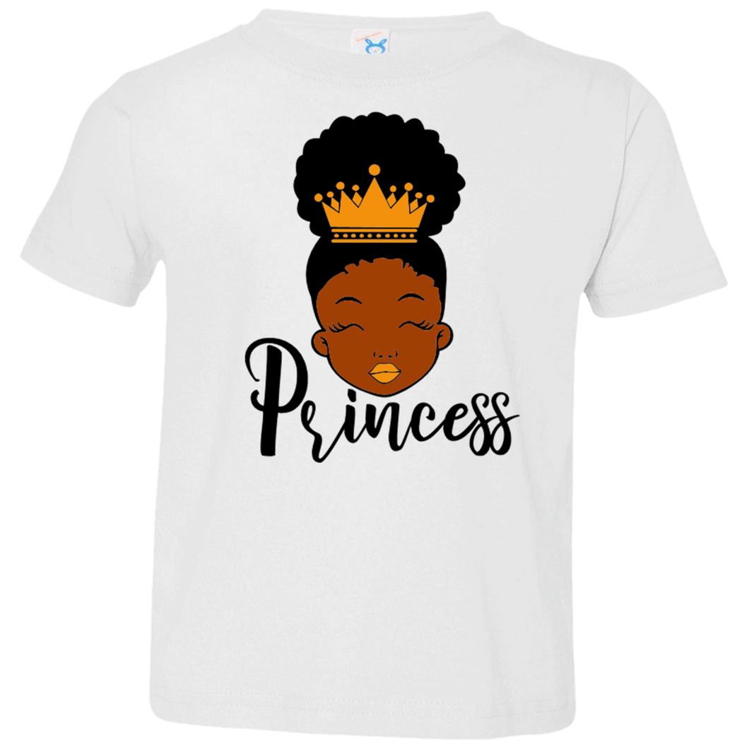 Toddler Princess Jersey T-Shirt