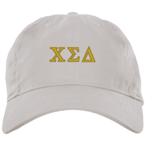 XED YELLOW Dad Cap