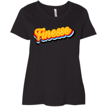 Load image into Gallery viewer, Finesse Ladies' Curvy T-Shirt