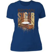 Load image into Gallery viewer, BROWN SUGAR CURVY T-Shirt
