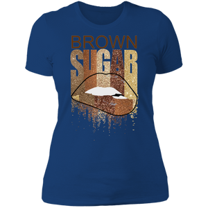 BROWN SUGAR CURVY T-Shirt