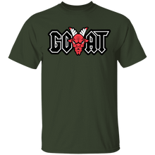 Load image into Gallery viewer, G.O.A.T. 5.3 oz. T-Shirt