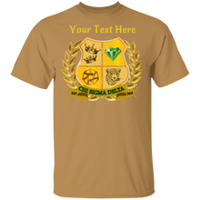 Load image into Gallery viewer, PERSONALIZE CREST T-Shirt
