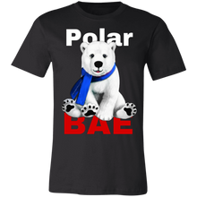 Load image into Gallery viewer, Polar Bar Jersey Short-Sleeve T-Shirt
