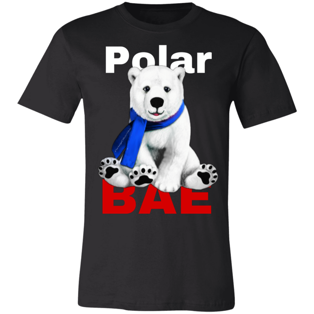 Polar Bar Jersey Short-Sleeve T-Shirt