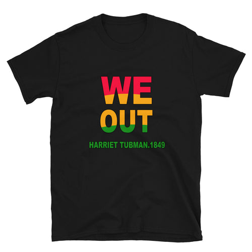 WE OUT Short-Sleeve Unisex T-Shirt