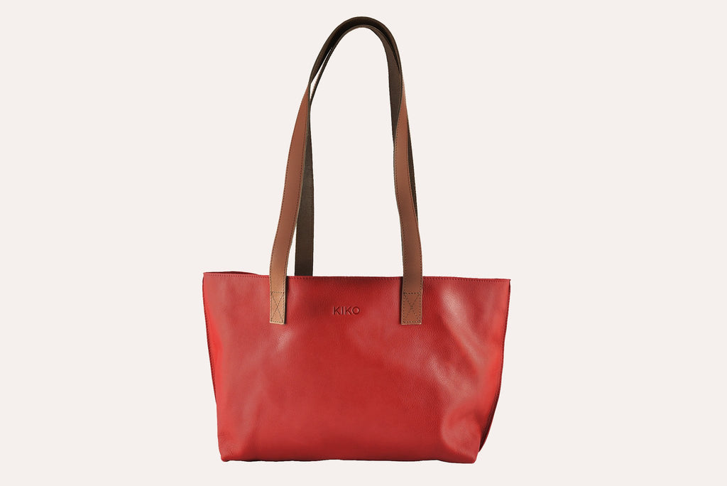 Perfect Tote Red Bag