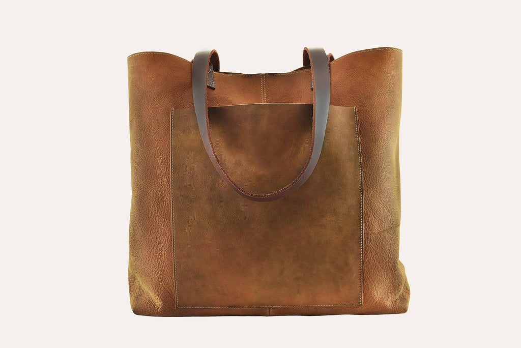 PCH Tote Brown Bag