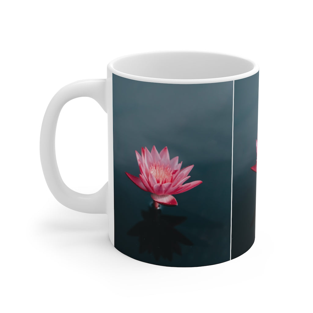 The Mini Lotus  Mug