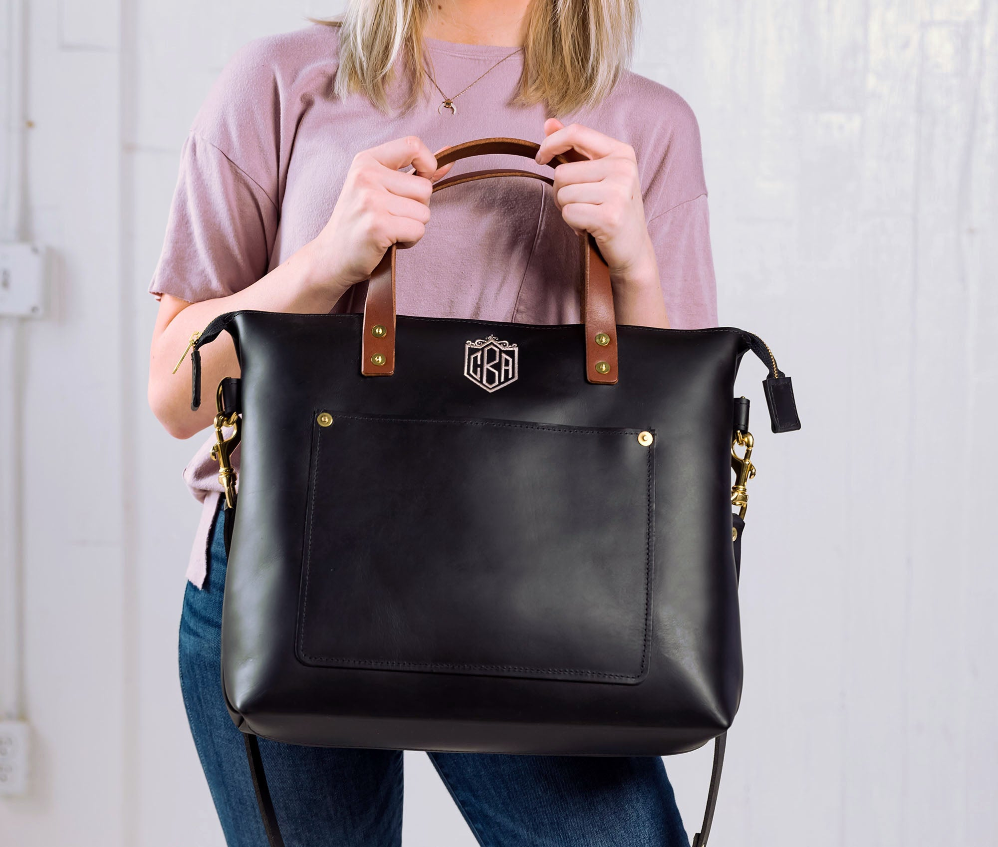 Lifetime Crossbody Tote